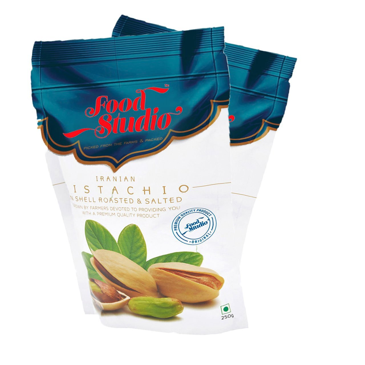 Iranian Pistachios Pack of 2