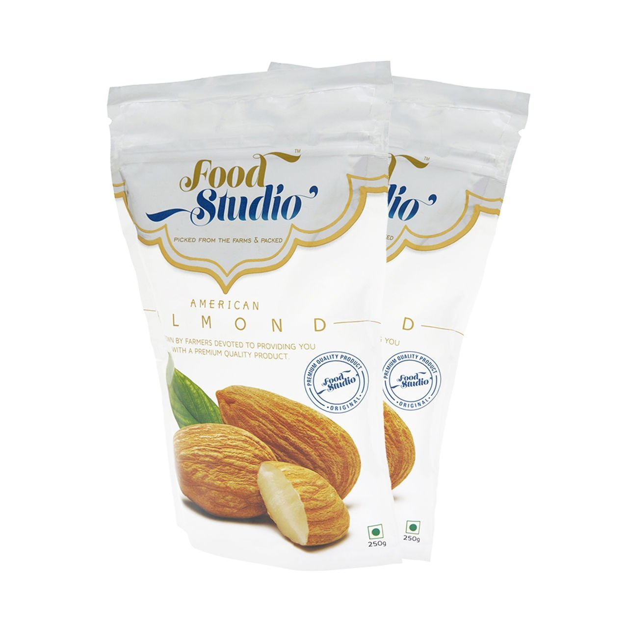 American Almond Pack Of 2