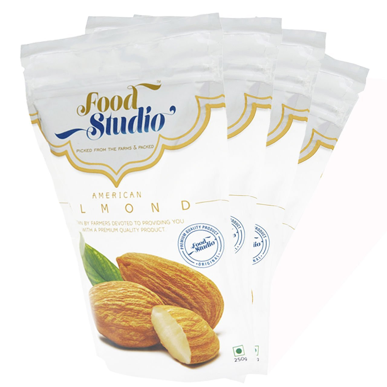 American Almond Pack Of 4