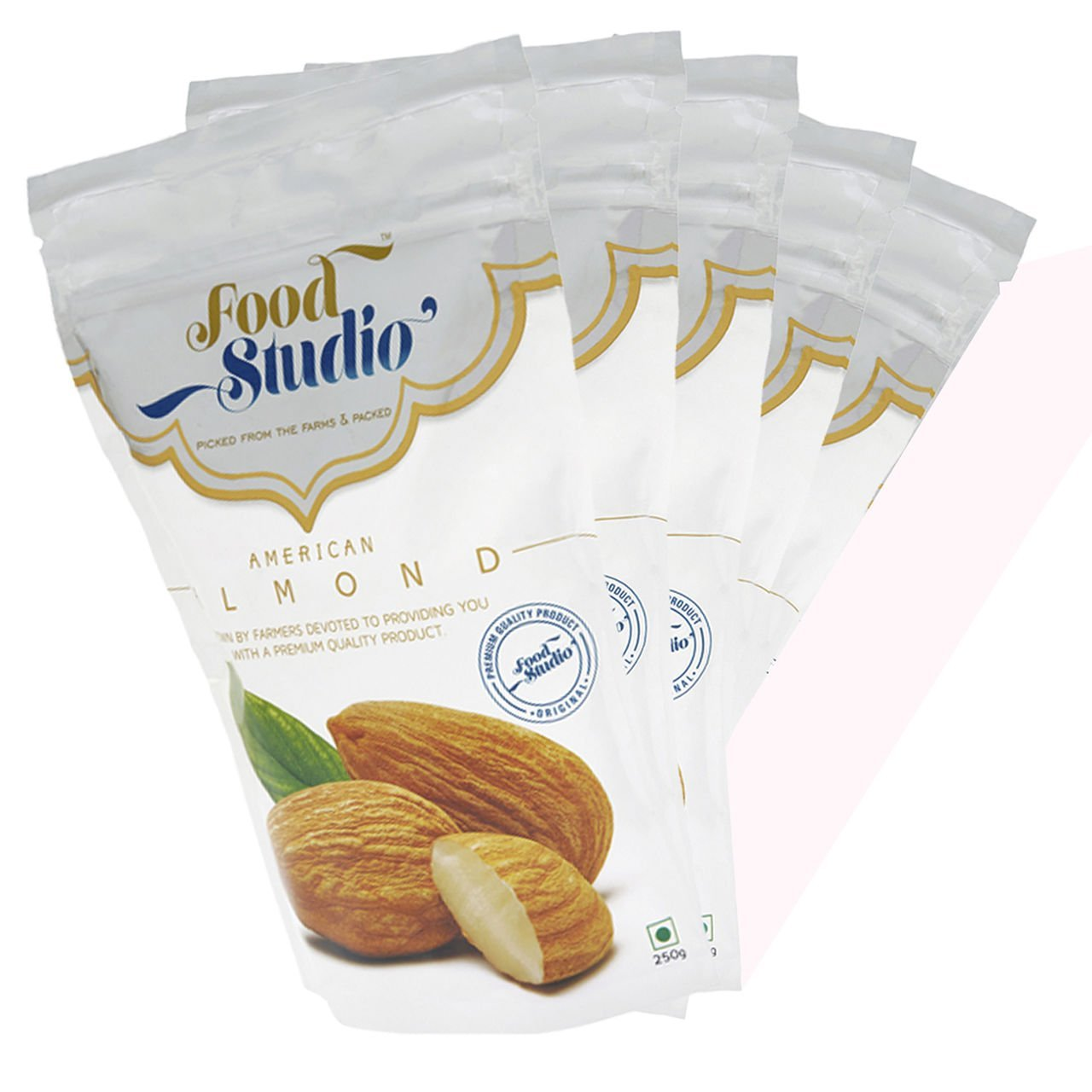 American Almond Pack Of 5