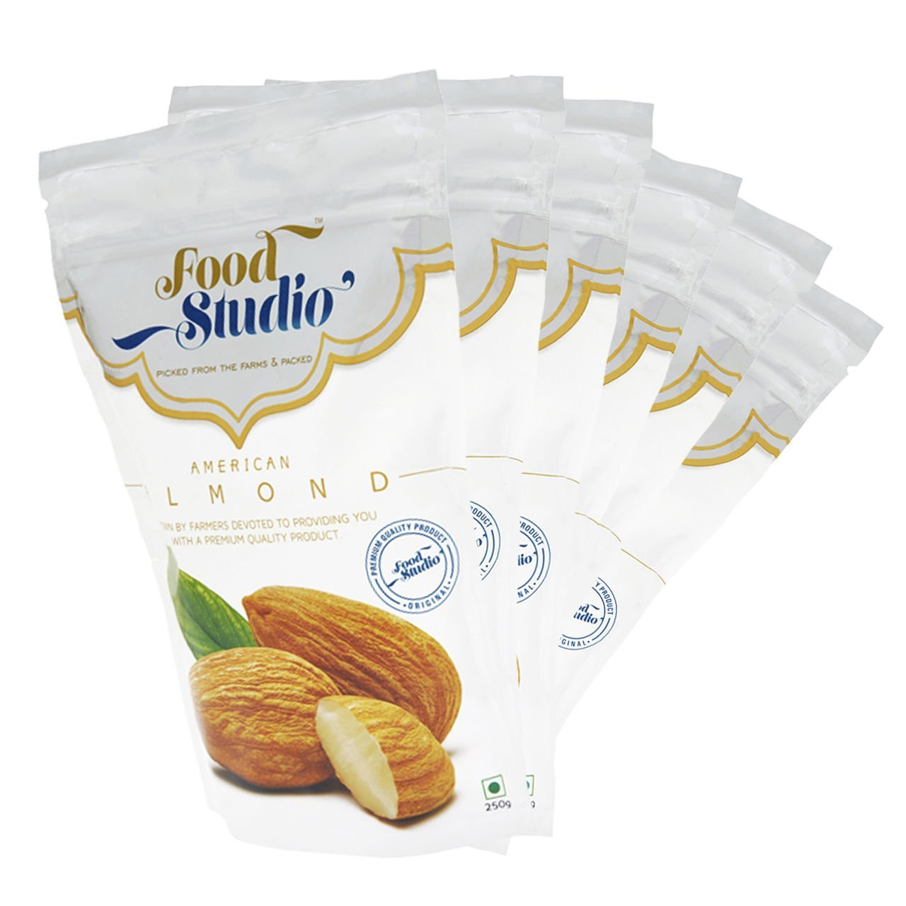American Almond Pack Of 6